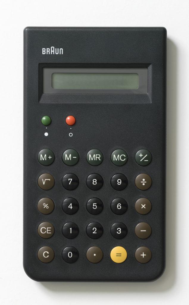 The Braun ET66 Calculator