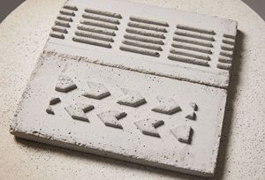 Tactile Ground Surface Indicators by Genevieve Bryant. Photo: Dan Boud
