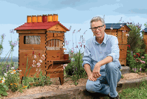 Stuart Anderson and the Flow Hive