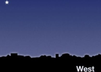 5_Venus and the Moon on 6 December 2013_Sky Guide